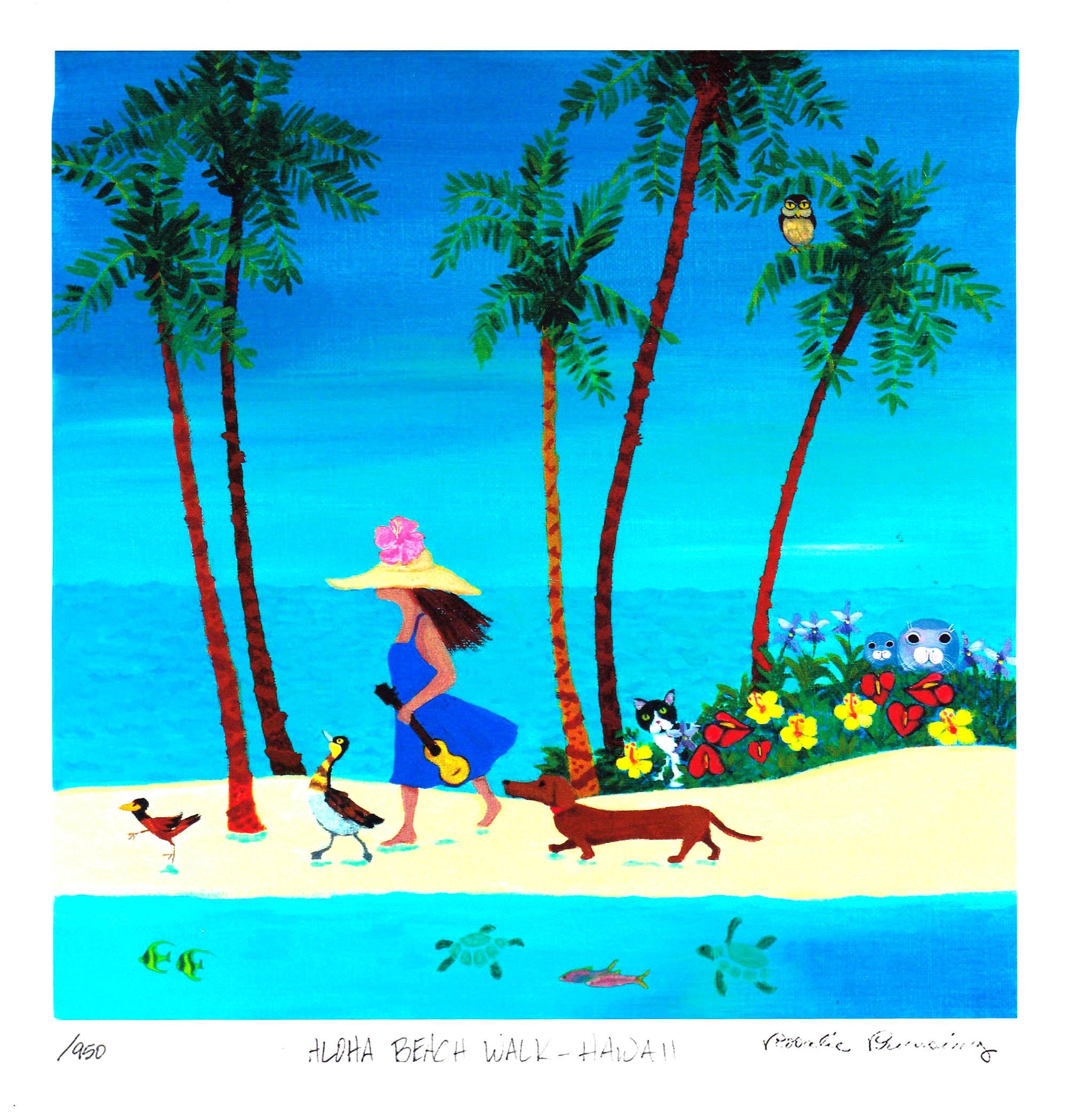 Aloha Beach Walk