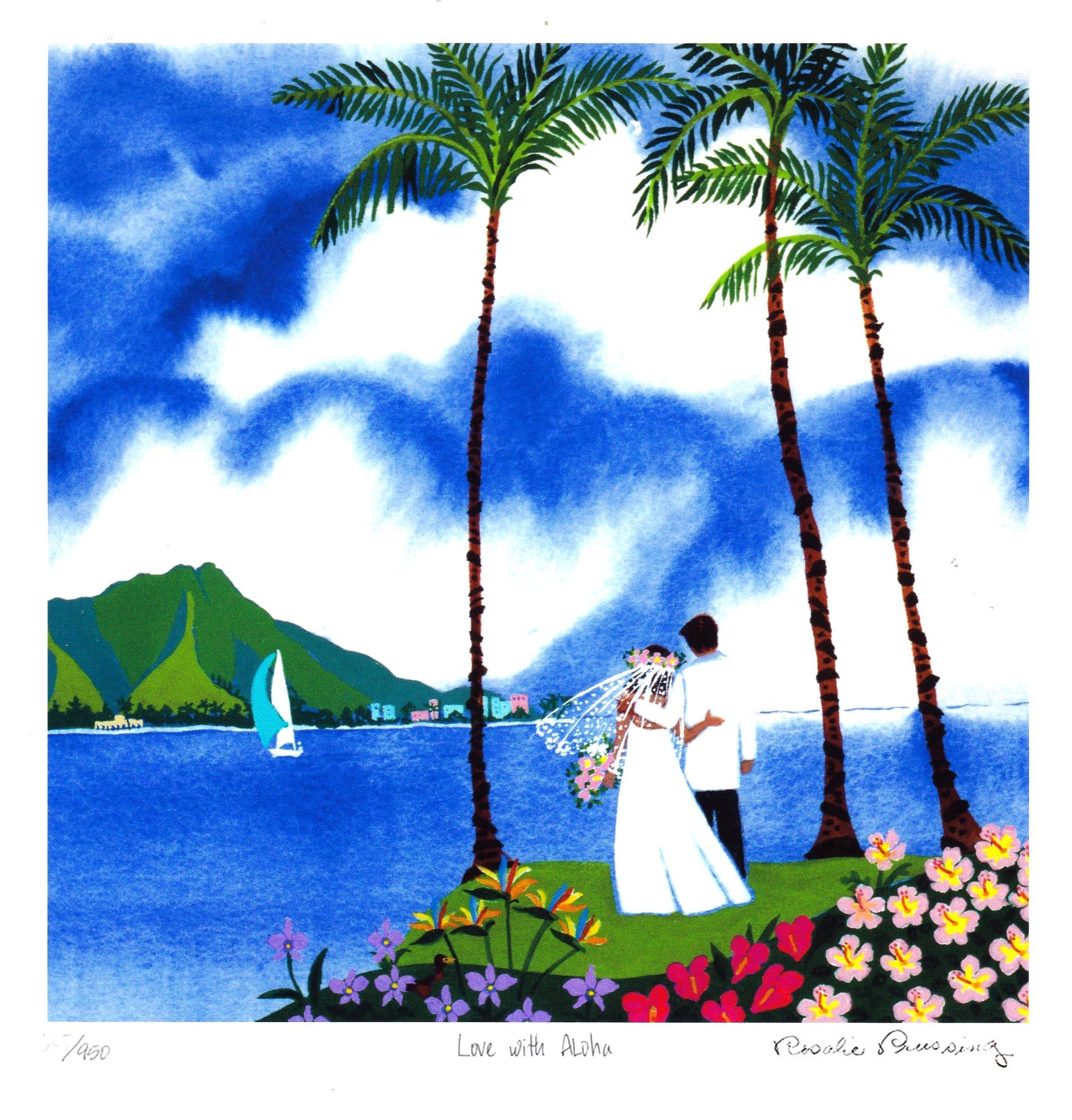 Love with Aloha