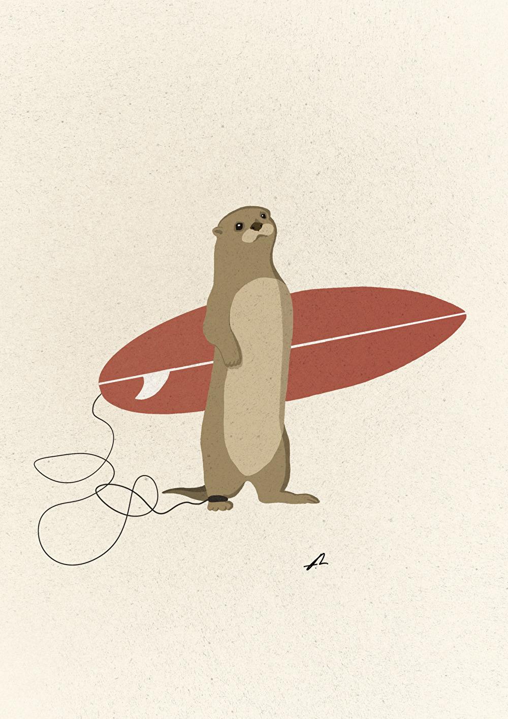 surf otter
